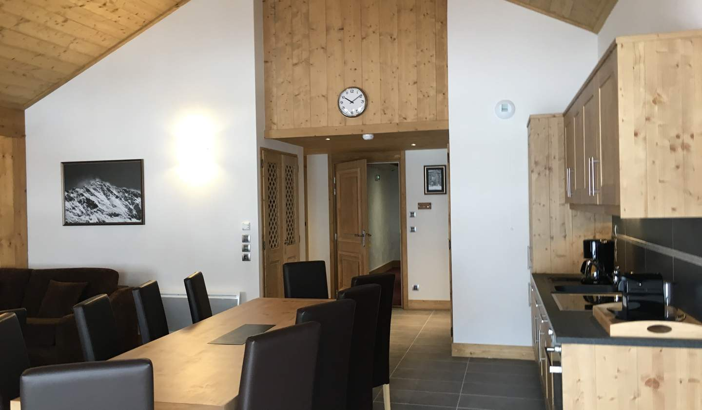 Appartement avec piscine Lanslebourg-Mont-Cenis