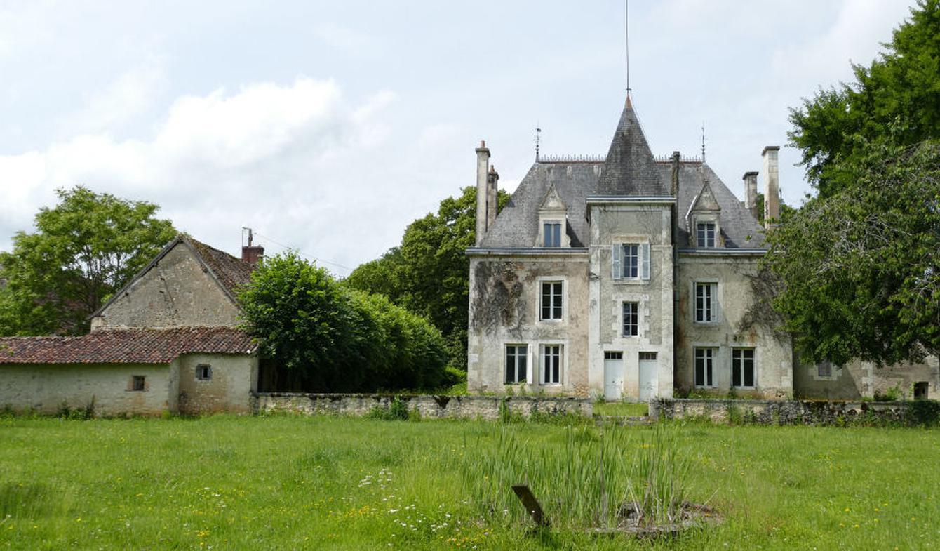 Château Montmorillon