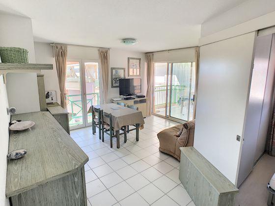 Vente appartement 2 pièces 34,19 m2