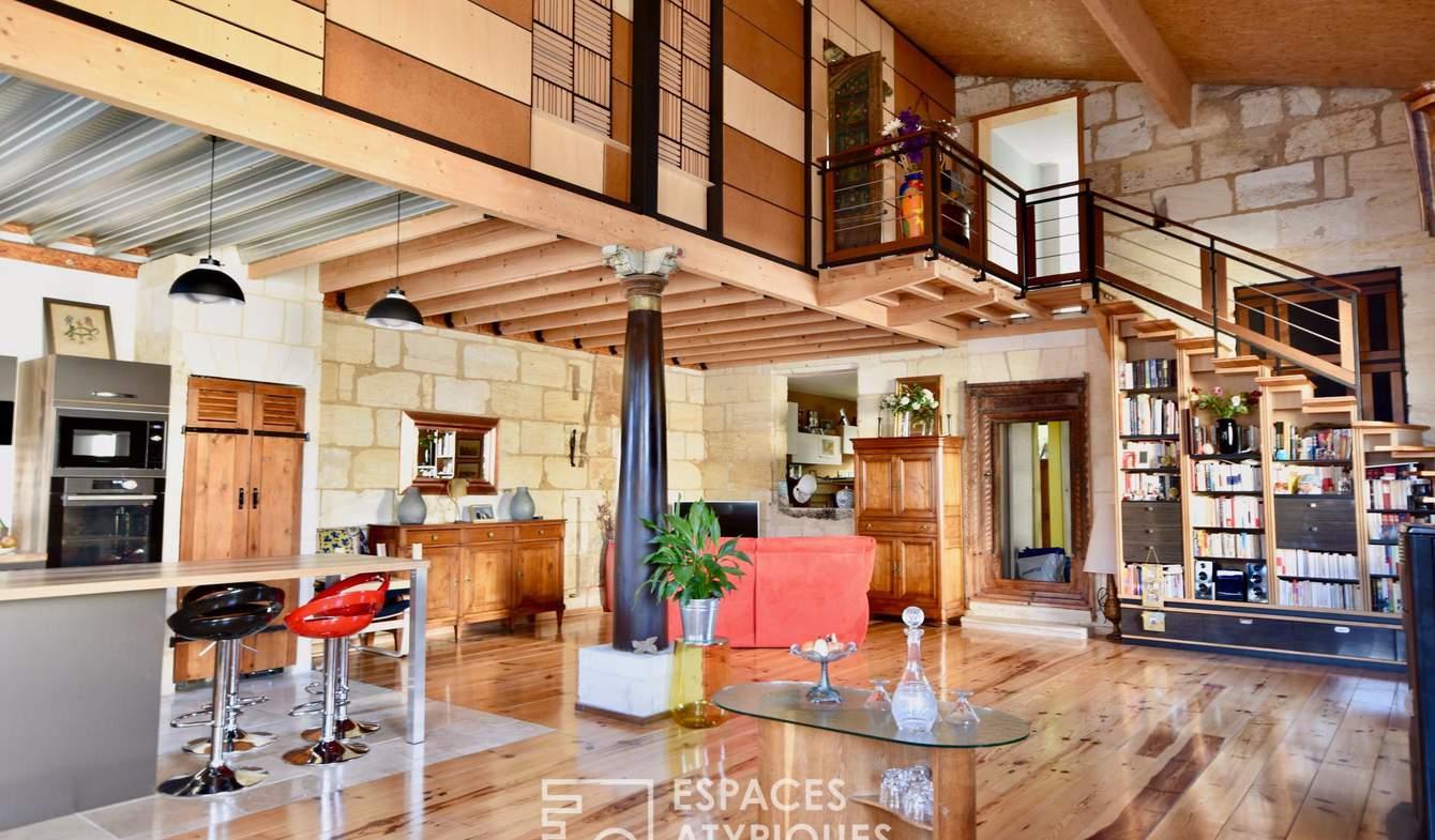 Maison avec terrasse Lormont