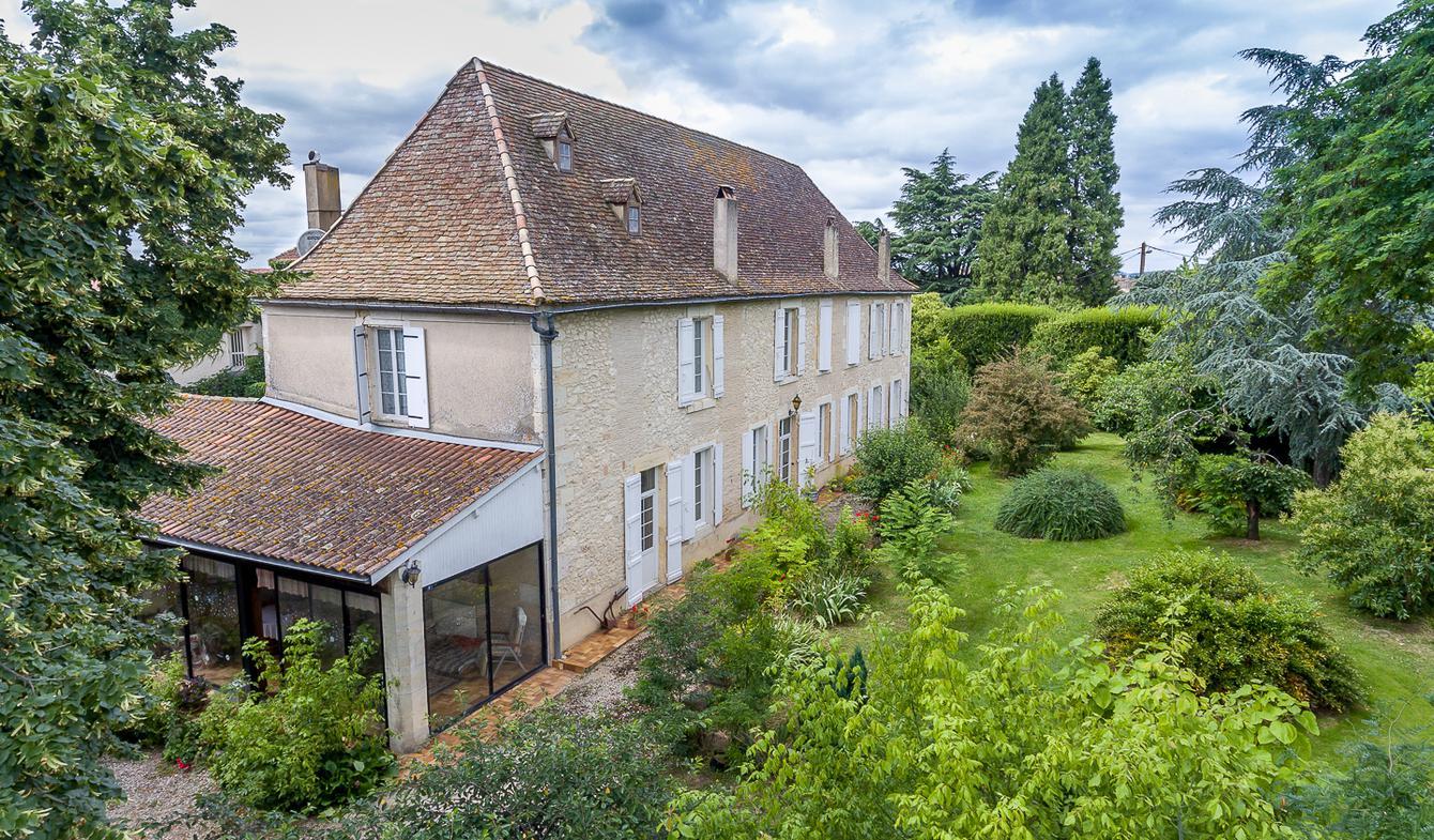 Maison avec jardin Villeréal