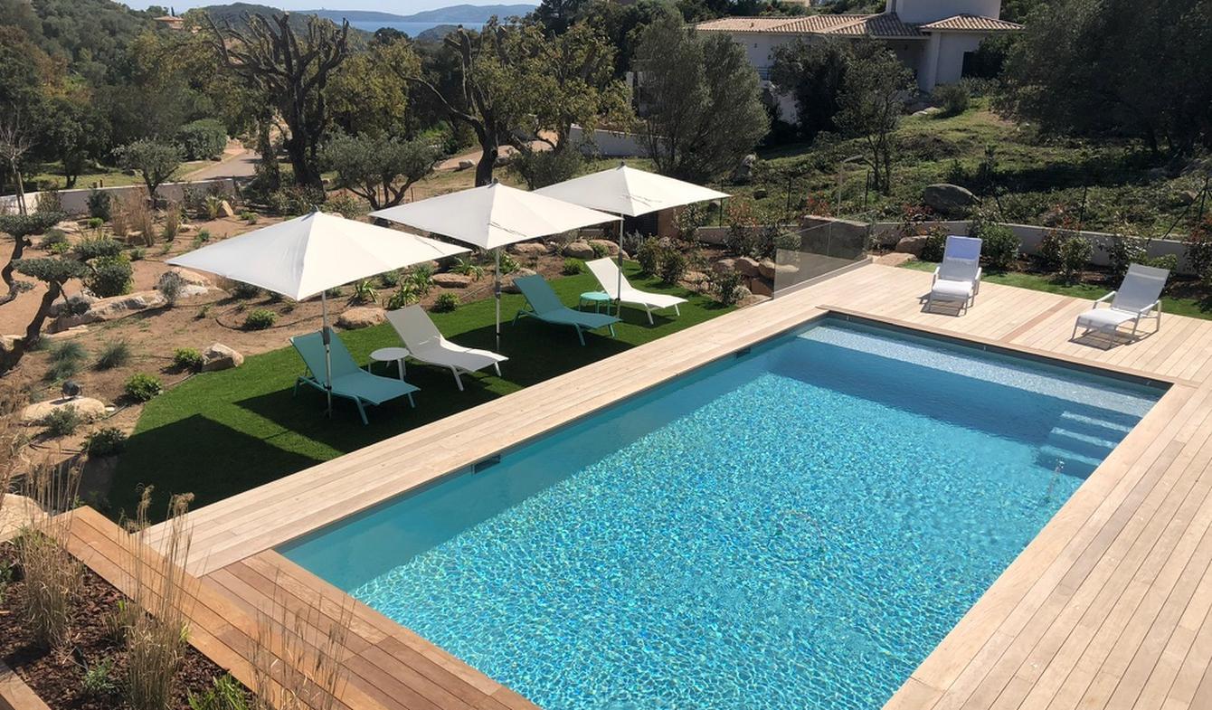 Villa avec jardin et terrasse Porto-Vecchio