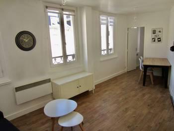 Appartement meublé 2 pièces 30,96 m2
