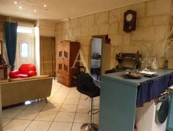 Appartement 3 pièces 56,52 m2