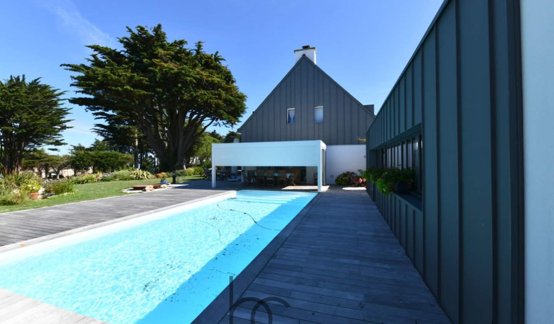 House with pool Sarzeau