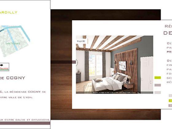 Vente appartement 2 pièces 30,26 m2