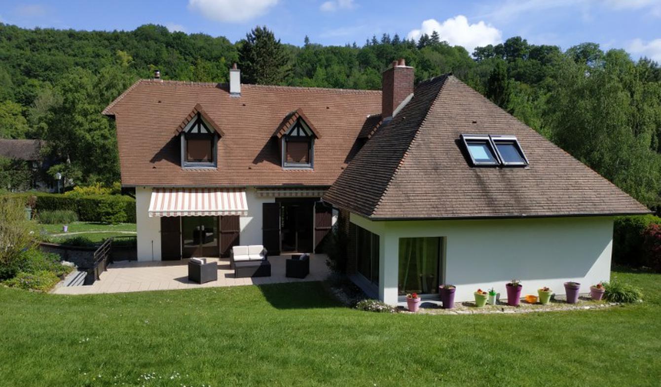 Maison Saint-Martin-du-Vivier