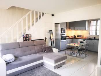 Maison 4 pièces 71,5 m2