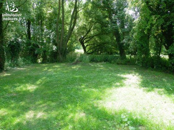 Vente terrain 1877 m2