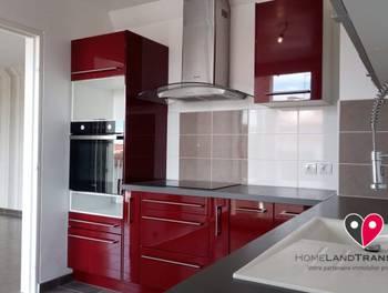 Appartement 3 pièces 63,7 m2