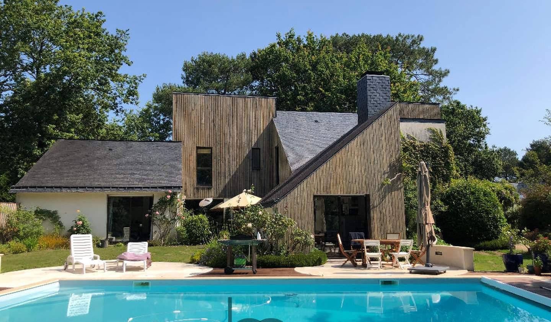 Propriété avec piscine Vannes