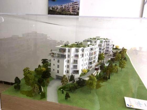Vente appartement 3 pièces 60,02 m2