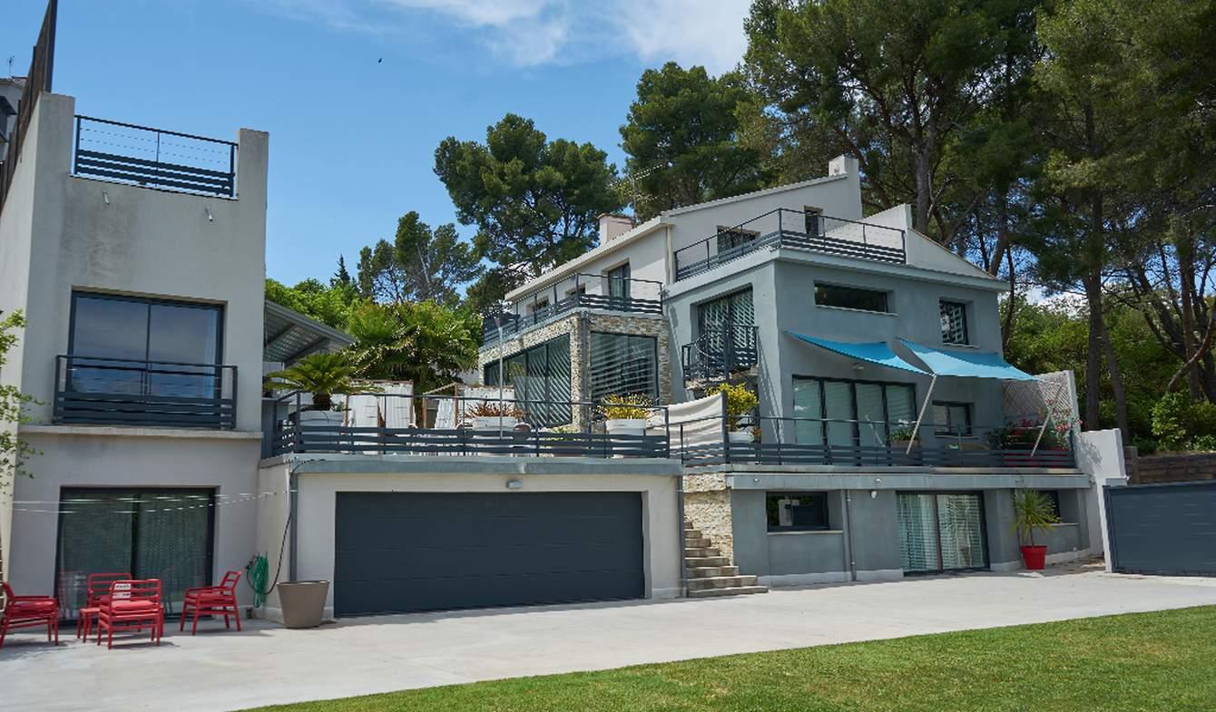 Villa avec piscine Villeneuve-les-avignon