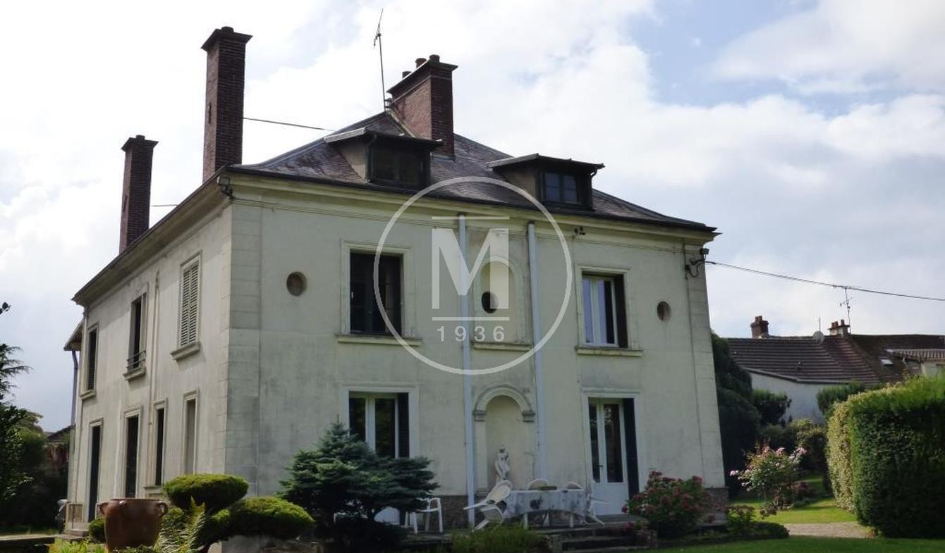 Maison Mortefontaine