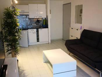 Appartement meublé 3 pièces 32 m2