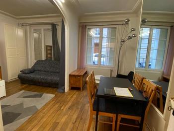 Appartement meublé 2 pièces 36,02 m2