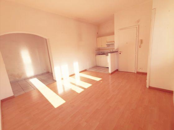 Vente studio 29,02 m2