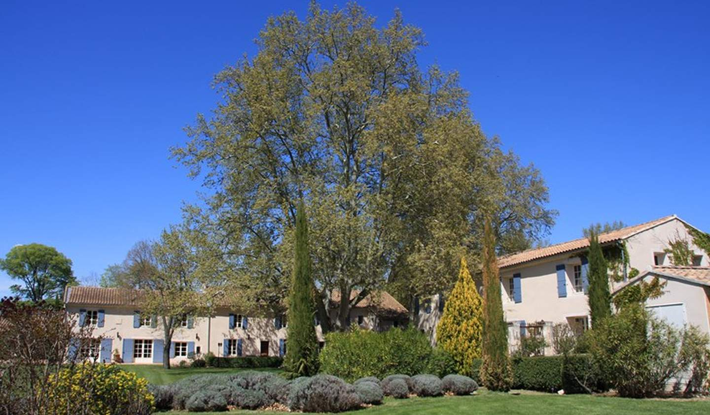 Property with pool and garden Monteux