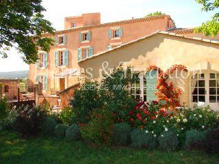 Maison Saint-Saturnin-lès-Apt (84490)