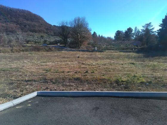 Vente terrain 765 m2