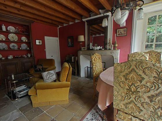Vente manoir 9 pièces 240 m2
