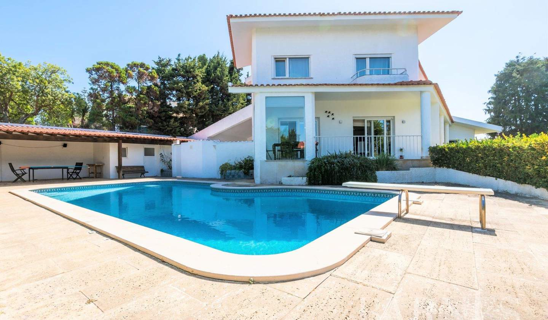 Villa avec piscine Parede