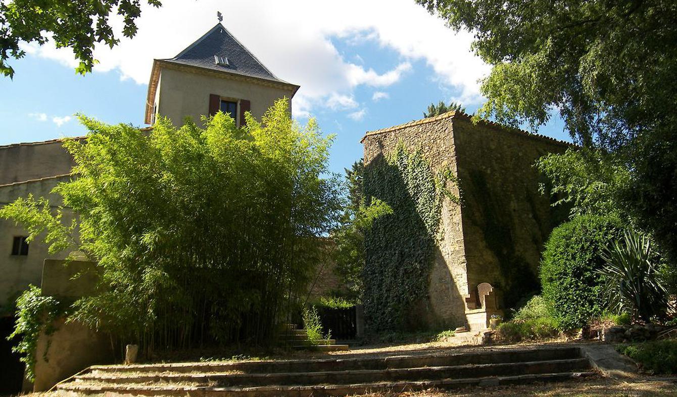 Propriété avec jardin Pezenas