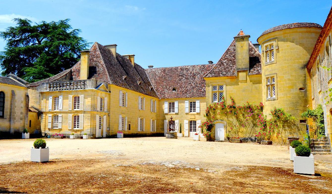 Propriété avec piscine et jardin Bourniquel
