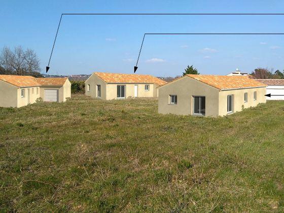 Vente villa 4 pièces 95,17 m2