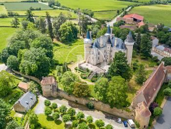 Château 22 pièces 1400 m2