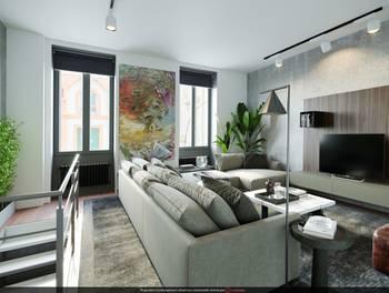 Appartement 2 pièces 26,57 m2