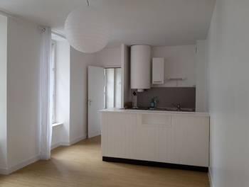 Appartement 2 pièces 45,78 m2