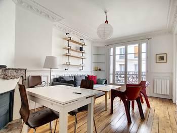 Appartement meublé 3 pièces 57,35 m2