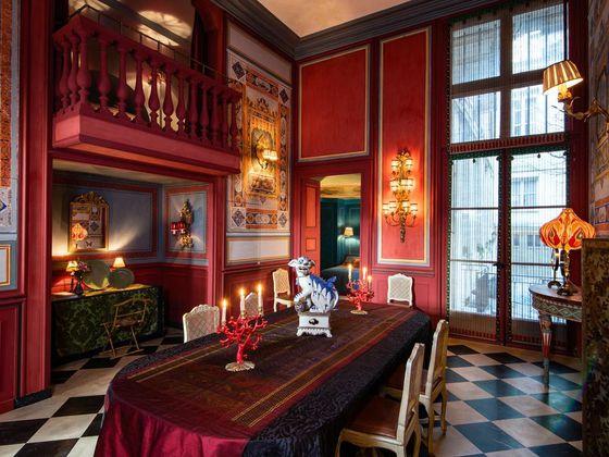 Location appartement meublé 6 pièces 141 m2