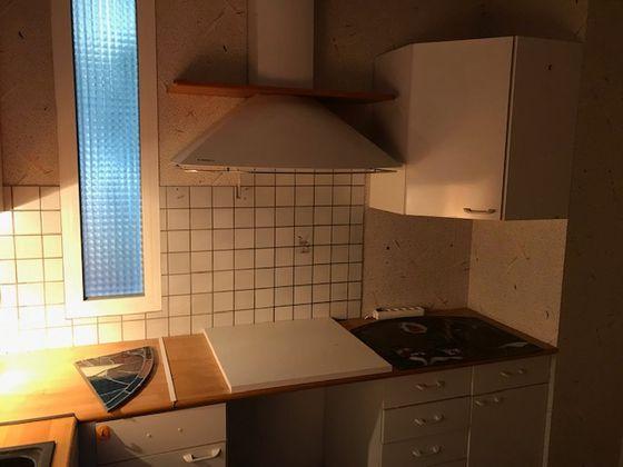 Vente appartement 2 pièces 57,46 m2