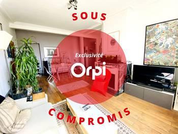 Appartement 3 pièces 78,65 m2