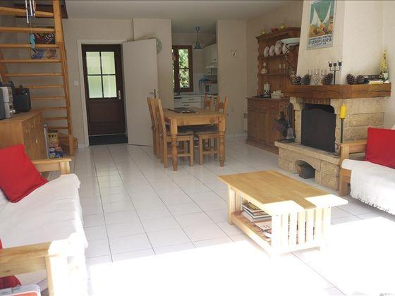 Vente maison 3 pièces 55,56 m2