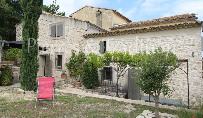 Maison avec terrasse Saignon