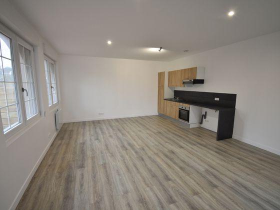 Vente appartement 3 pièces 57,89 m2