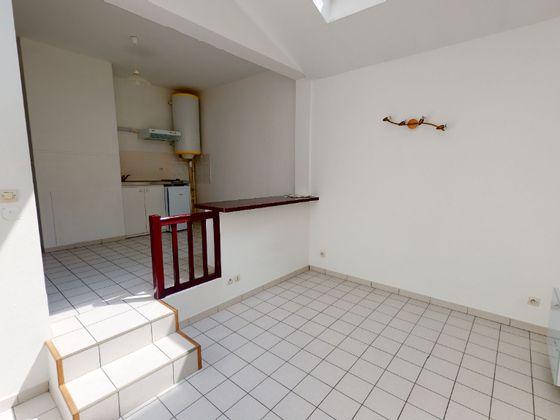 Location appartement 2 pièces 41,4 m2