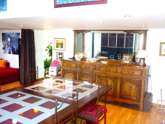 Vente appartement 3 pièces 121,43 m2
