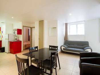 Appartement 3 pièces 44,02 m2