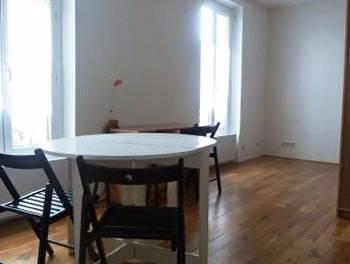 Studio meublé 35,02 m2