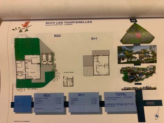 Vente maison 4 pièces 76,52 m2