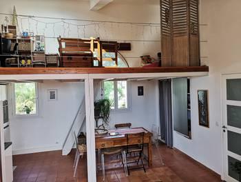 Duplex 3 pièces 95 m2