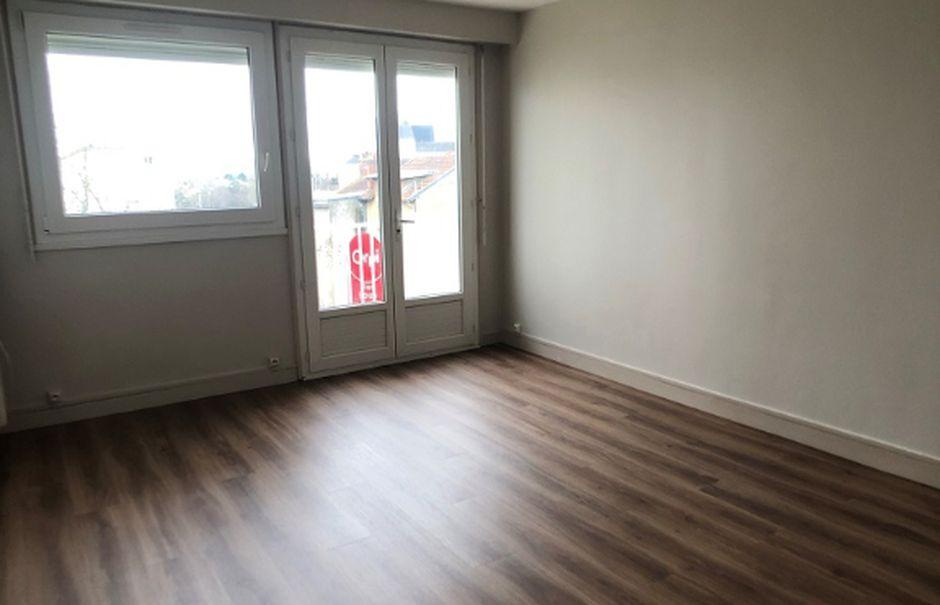 Location  appartement 2 pièces 37.14 m² à Tours (37000), 480 €