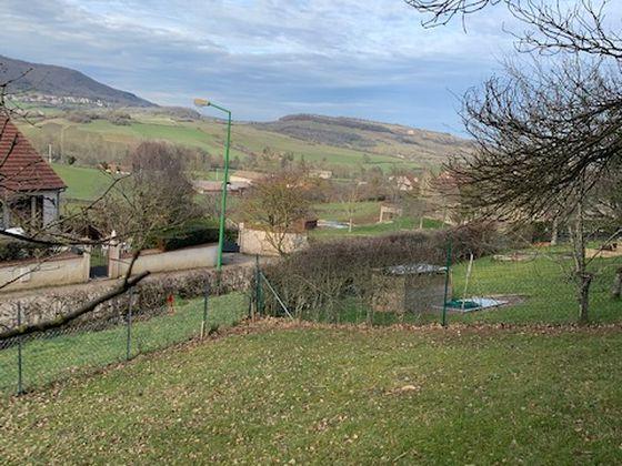Vente terrain 930 m2
