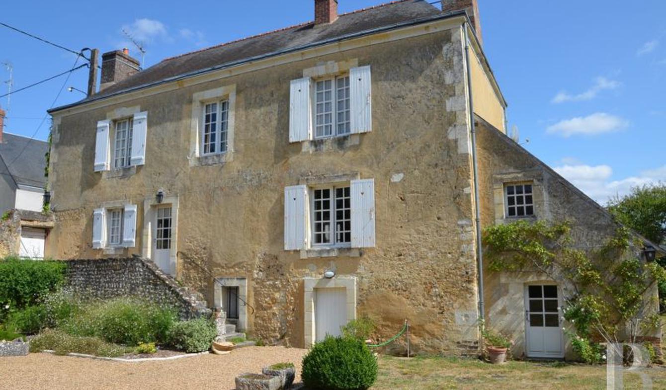House La Chartre-sur-le-Loir
