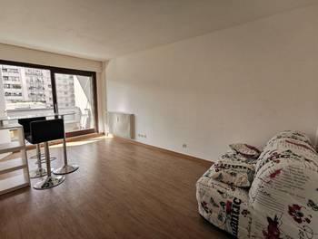 Studio meublé 24,83 m2