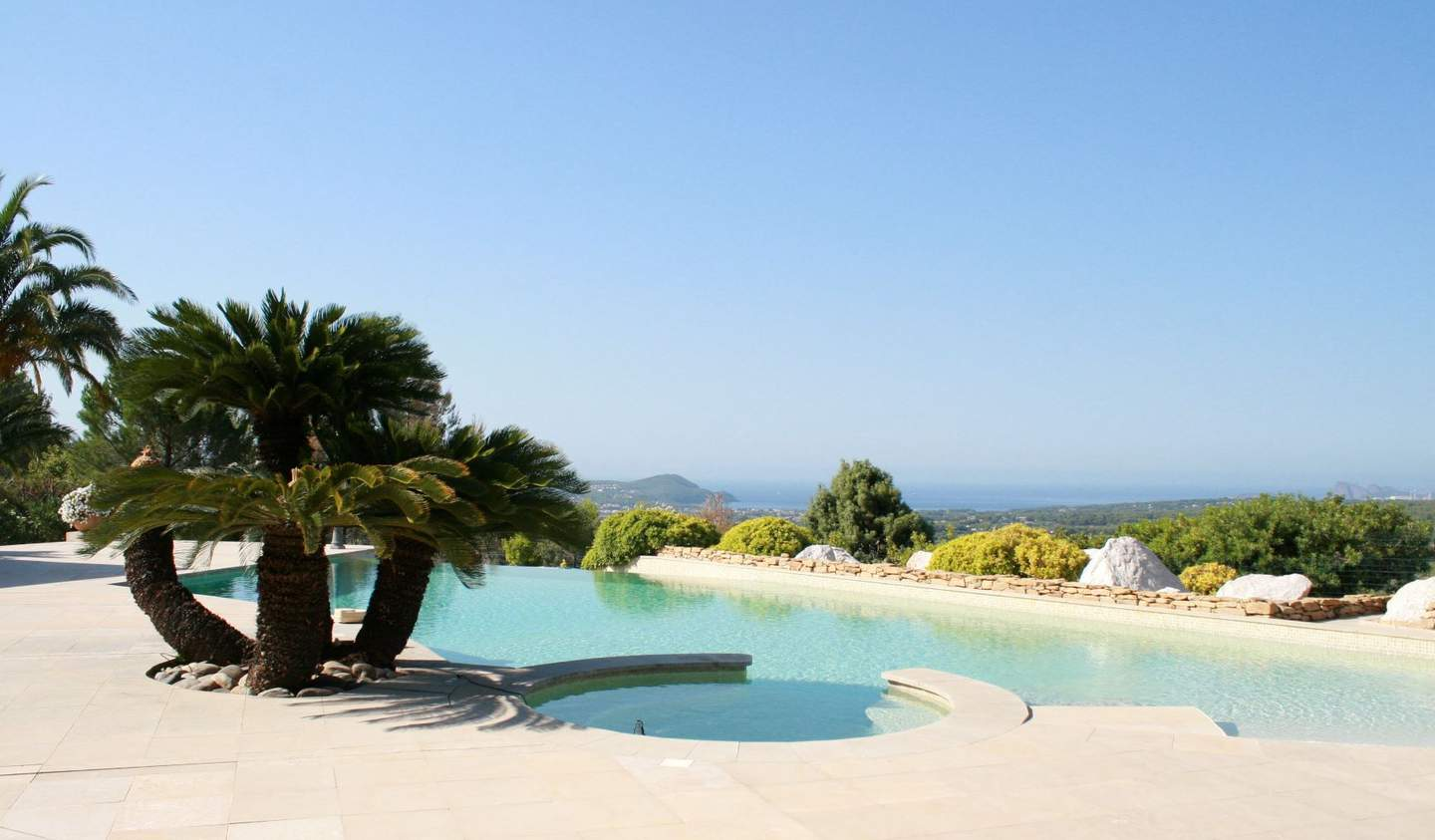 Villa with pool and garden Sanary-sur-Mer